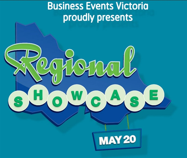 See you at the Regional Victorian Showcase May 20th